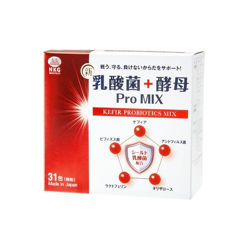 シールド乳酸菌配合 乳酸菌+酵母 ProMIX