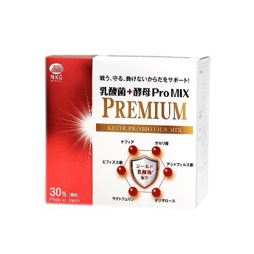 シールド乳酸菌配合 乳酸菌+酵母 ProMIX PREMIUM